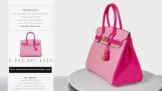 Madison Avenue Couture HSS Birkin Collection
