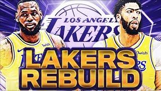 NBA 2K20 Rebuilds