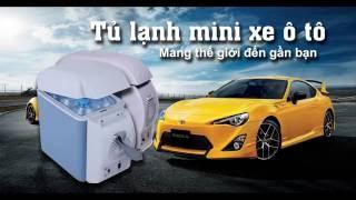 Bán tủ lạnh mini di động cho xe hơi giá rẻ hcm