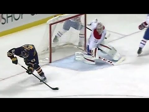 NHL No Look Goals