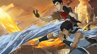 The Legend of Korra Creators on the Show