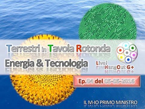 TERRESTRI in T.R. - ENERGIA E TECNOLOGIA - Ep04 - L'ACQUA