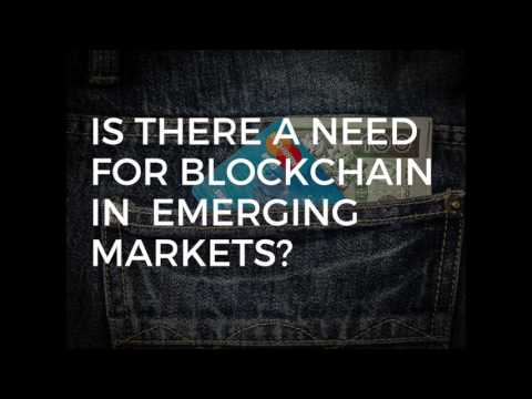 The Role of Blockchain in Emerging Markets