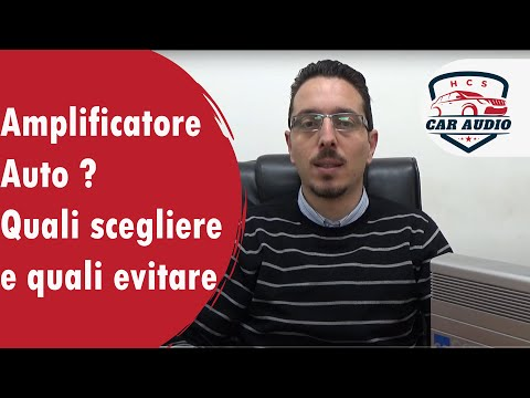Amplificatore Auto ?