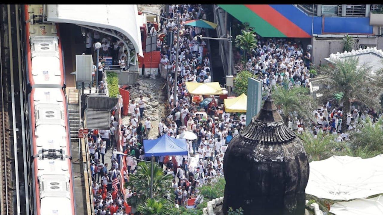 Himpunan ICERD: Masjid Jamek lokasi tumpuan utama perhimpunan aman bantah ICERD