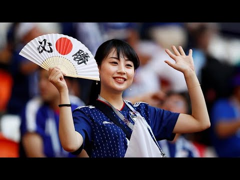4c21a52e5 World Cup 2018  Japan beats Colombia 2-1 - YouTube