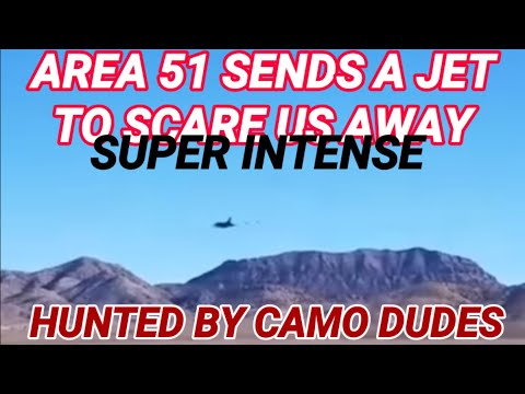 (AREA 51) BEING HUNTED