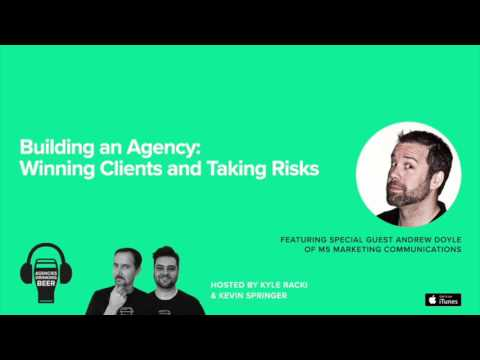 Building an Agency: Winning Clients and Taking Risks ADB-057