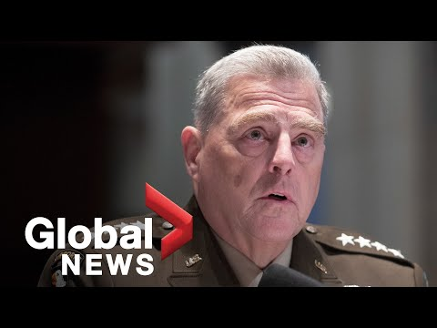 """Top U.S. general says military needs to """"take a hard look"""" at Confederate symbols"""
