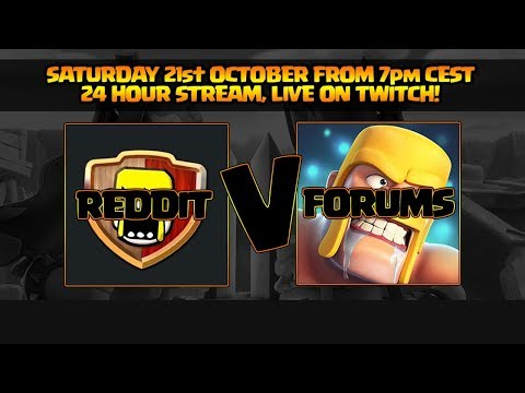 Reddit VS Forums - VIEW GIVEAWAY - Clash of Clans