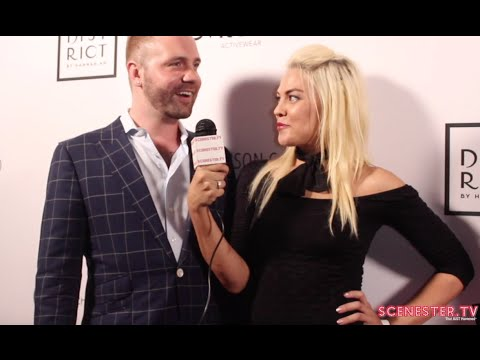 Fashion Designer David Young Interview at I Am You! LGBT Event in West Hollywood