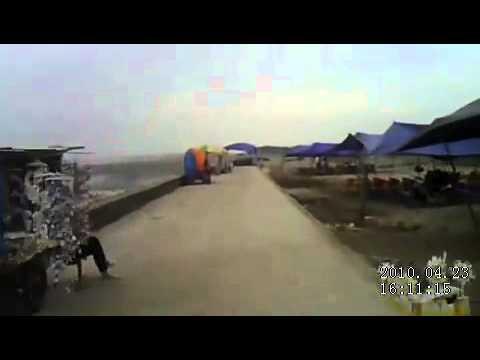 Video: Bãi biển Quất Lâm, Nam Định
