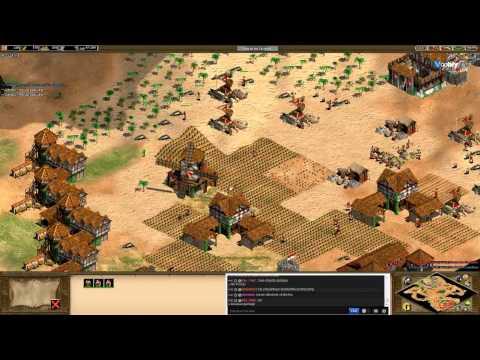 AOE HD, 1v1 Arab vs 195++