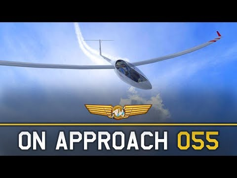 Are you into Gliding? ( ͡° ͜ʖ ͡°)   ON APPROACH 055