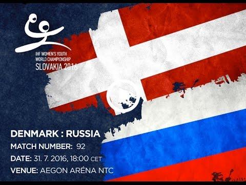 DENMARK : RUSSIA