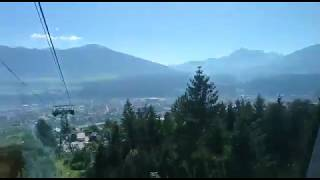 Innsbruck cable car by Wonder World