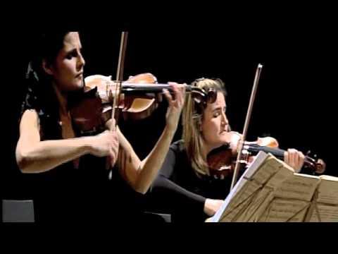 Beethoven String Quartet in F op 59 No 1 'Razumovsky' 3rd Movement
