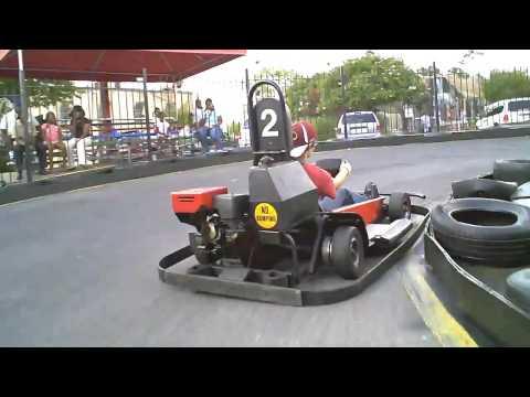Go Karts @ Adventure Landing - Raleigh, NC