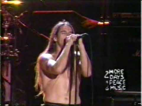 Red hot chili peppers  Warped 94