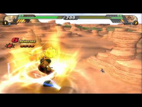 Dragon Ball Z Budokai Tenkaichi 3 WIIPC (Gameplay) on intel graphics 3000