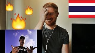Bye Bye - P-HOT ft.YOUNGOHM - (Official MV) Prod.DeejayB // THAILAND MUSIC REACTION