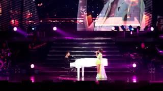 [花火 + 偷偷的愛] 丁噹歌舞線上2012演唱會 香港站