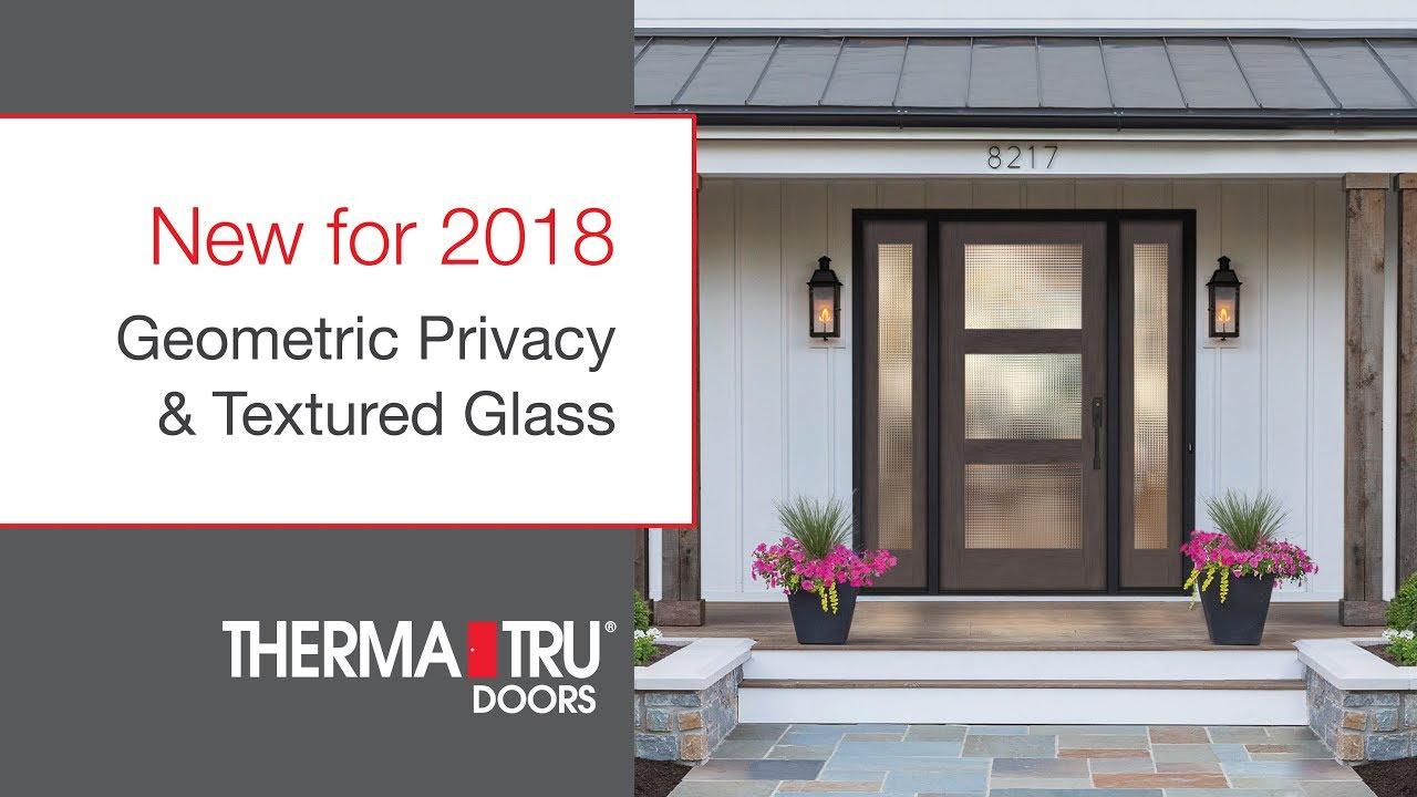 therma tru doors blaine project