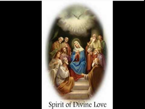 DAY 1 - NOVENA TO THE HOLY SPIRIT