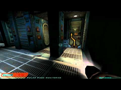 Doom 3 Walkthrough - Level 07 - Alpha Labs 3 part 2 of 2