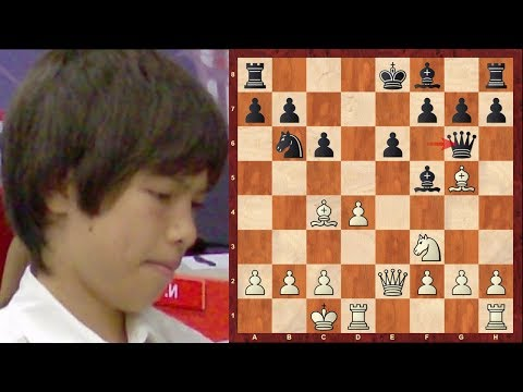 Amazing Game: Chess Kids : Are kids getting stronger ...
