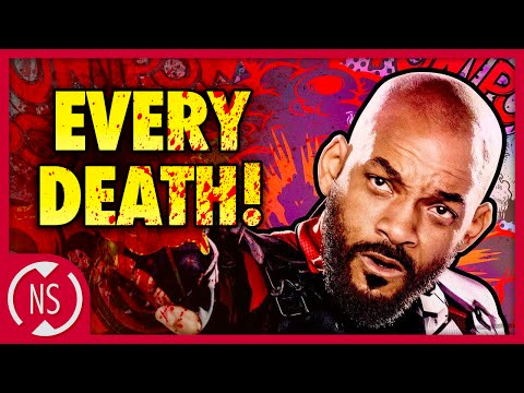 Every SUICIDE SQUAD Death from the Comics Pt. 1! || Comic Misconceptions || NerdSync