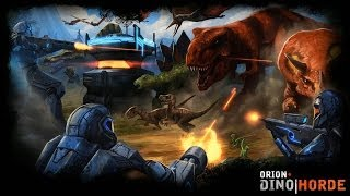 ORION: Dino Horde Gameplay (PC HD)