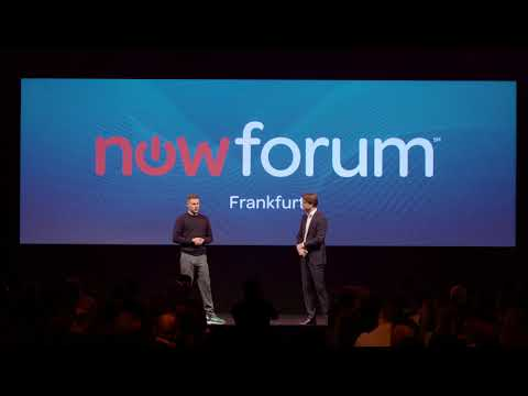 adidas: Frankfurt NowForum Keynote