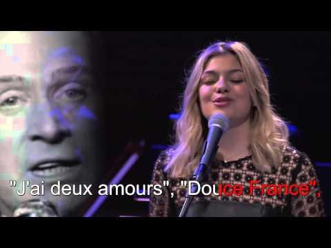 Un automne à Paris, Chanson avec sous titres, Louane & Ibrahim Maalouf