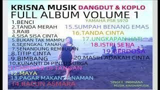 FULL ALBUM DANGDUT TERLARIS KRISNAMUSIK VOLUME1