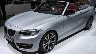 Paris Motor Show: BMW Unveils the 2 Series and New X6