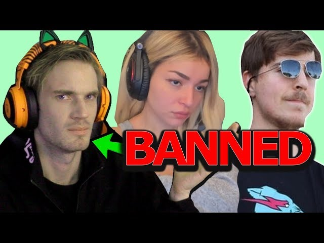 I'm BANNED for life...