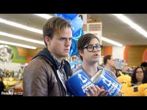 Pepsi NEXT Super Bowl Commercial  Party Shopping - Unique advertising ( ads )