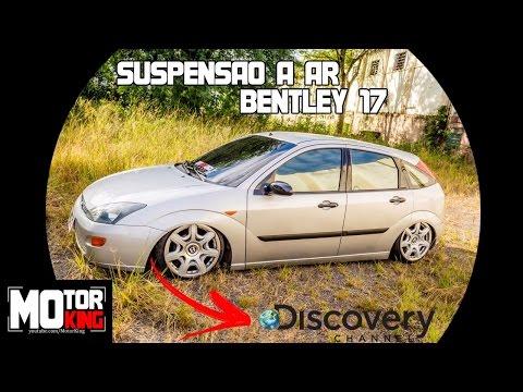Ford Focus | Bentley 17 | Suspensão a Ar de meia | REI DA SELVA?!?!