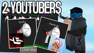2 NEW VOICE CODES   Arsenal ROBLOX