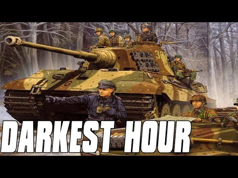 GERMAN CONQUEST OVER EUROPE! - Hearts of Iron 4 Darkest Hour Mod