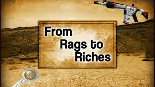 CSGO Betting: From Rags To Riches Ep. 2 Outcome