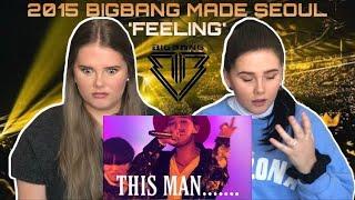 BIGBANG 'FEELING' MADE SEOUL REACTION!!! - Triplets REACTS