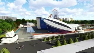 НОВЫЙ ПАРК В ТАШКЕНТЕ(Презентация нового парка в городе Ташкент запроектированной компанией ARTIFEX GROUP http://www.artifex.uz https://www.facebook.com/art..., 2016-11-14T14:58:46.000Z)