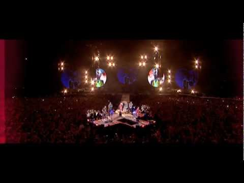 Coldplay - Princess Of China ft. Rihanna (Live 2012 from Paris)