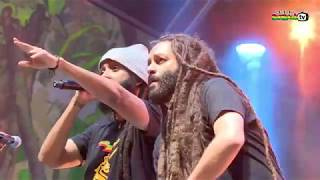 ALBOROSIE & Shengen Clan ft DUANE STEPHENSON & members of THE WAILERS live @ Main Stage2018