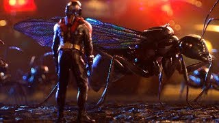 Ant-Man Escapes From Jail (Scene) Ant-Man (2015) Movie CLIP HD