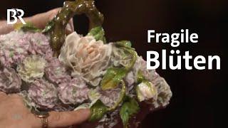 Fragile Blütenpracht: Blumenkorb   Kunst + Krempel   BR thumbnail