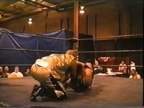 Joey Ryan vs. B-Boy from AWS on January 7th, 2004