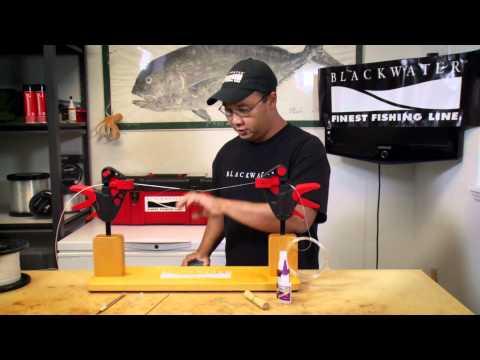 Blackwater Braid-to-mono Splice